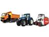Trattori, camion, mezzi speciali